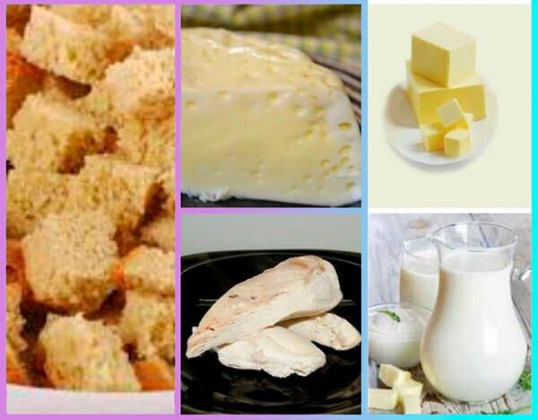 Здоровая пища при язве
